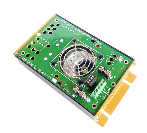 MPS 80 power supply